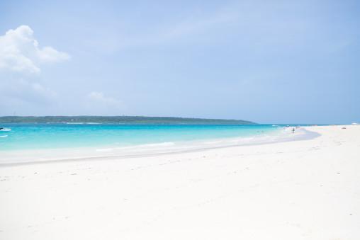 宮古島:前浜ビーチ