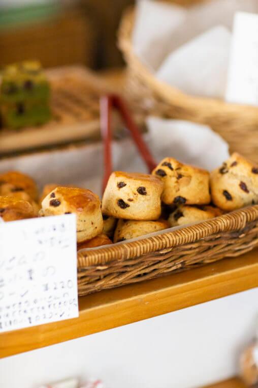 スコーン:sunday bake shop